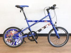 画像:まじこい自転車右サイドビュー