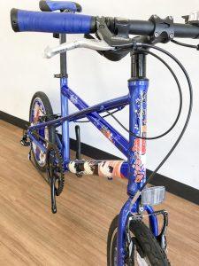 画像:まじこい自転車フロントビュー